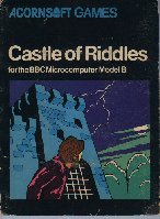 Castle Of Riddles box cover