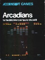 Arcadians box cover