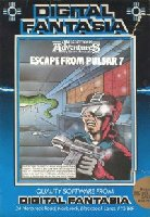 Mysterious Adventure 5: Escape From Pulsar 7 box cover