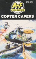 Copter Caper box cover