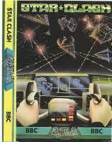 Star Clash box cover
