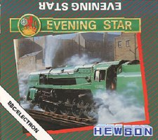Evening Star box cover
