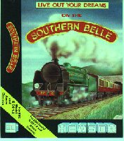 Southern Belle box cover