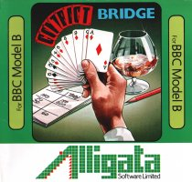 CONTRACT BRIDGE box cover