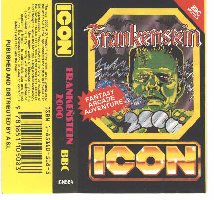 Frankenstein 2000 box cover