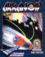 Arkanoid box cover