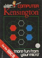 Kensington box cover