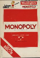 Monopoly box cover