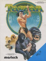 Tarzan box cover