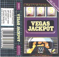Vegas Jackpot box cover