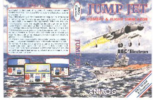 Jump Jet box cover