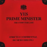 Yes Prime Minister box cover