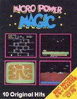 Micropower Magic 1 box cover