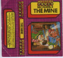Mine box cover