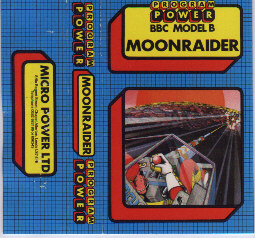 Moon Raider box cover
