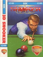 3D Snooker box cover