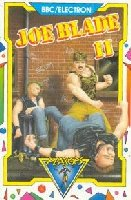 Joe Blade 2 box cover