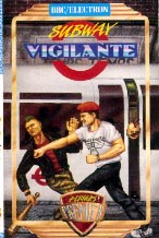 Subway Vigilante box cover