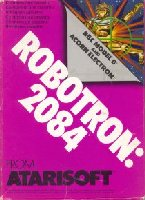 Robotron 2084 box cover