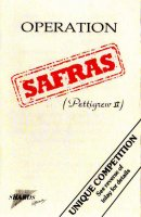 Operation Safras box cover