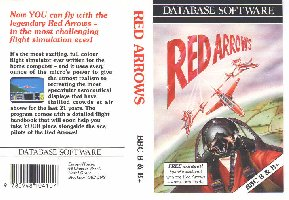 Red Arrows box cover