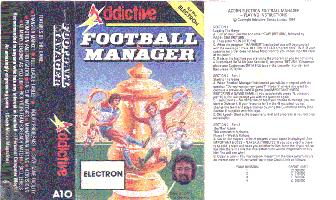 Football Manager box cover