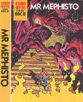 Mr Mephisto box cover