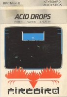 Acid Drops box cover